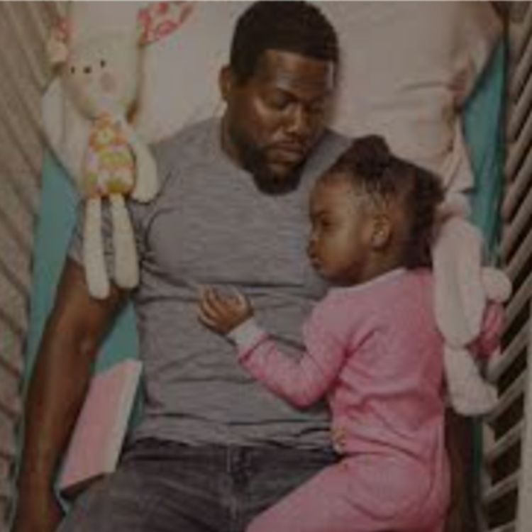 cover art for Dads Discuss Kevin Hart in Fatherhood