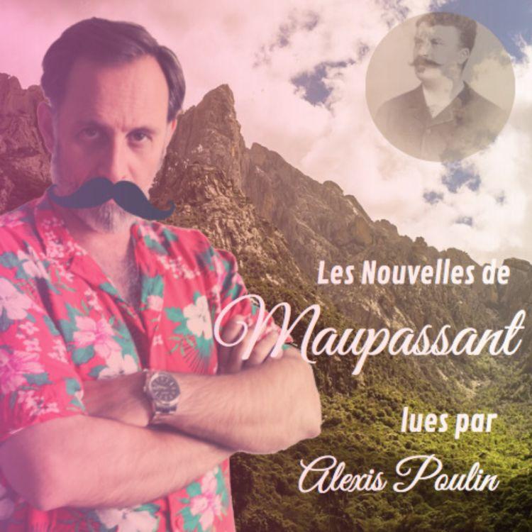 cover art for Alexis Poulin lit Maupassant - Un Bandit Corse