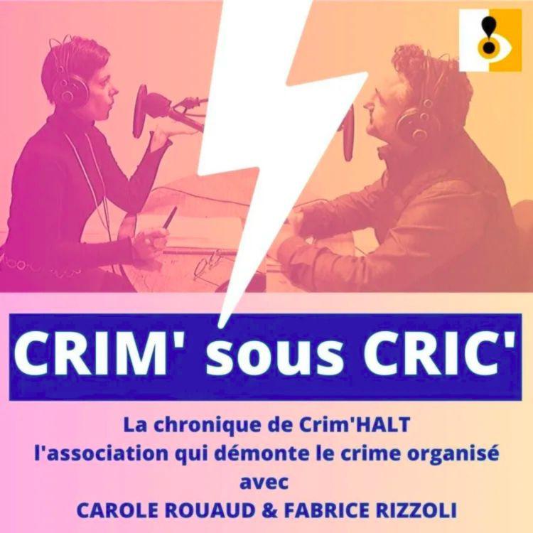 cover art for CRIM' sous CRIC' : Bang, bang, you shut me down… La réalité du trafic d'armes… en France !