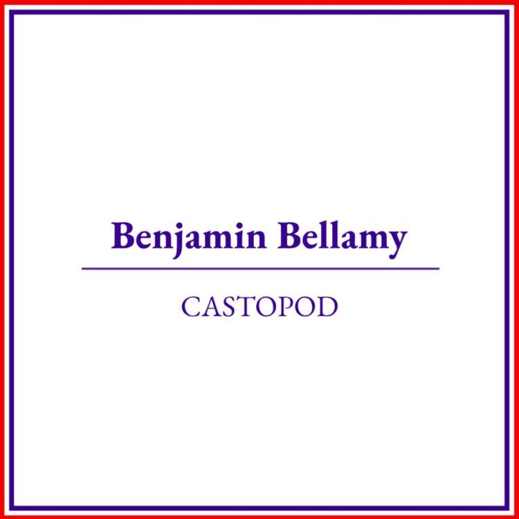 """cover art for Benjamin Bellamy - De la """"re-décentralisation"""" du podcast"""
