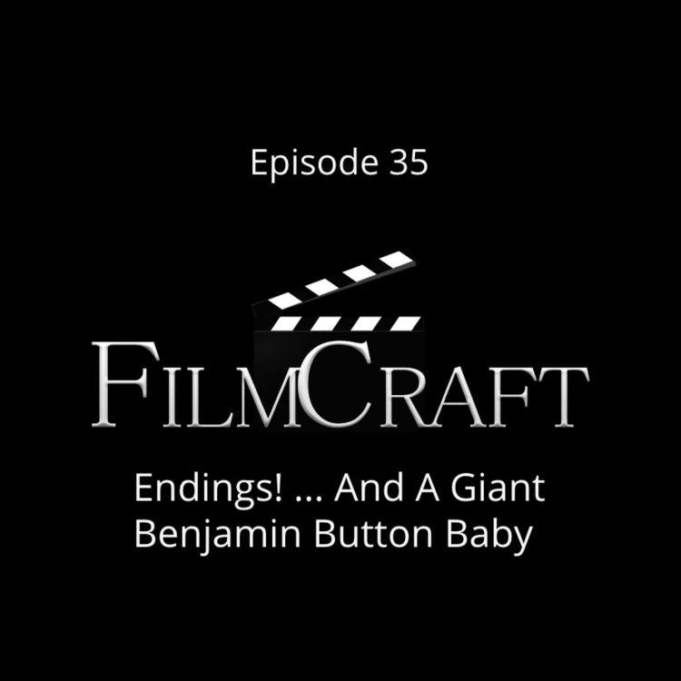 benjamin button as a baby