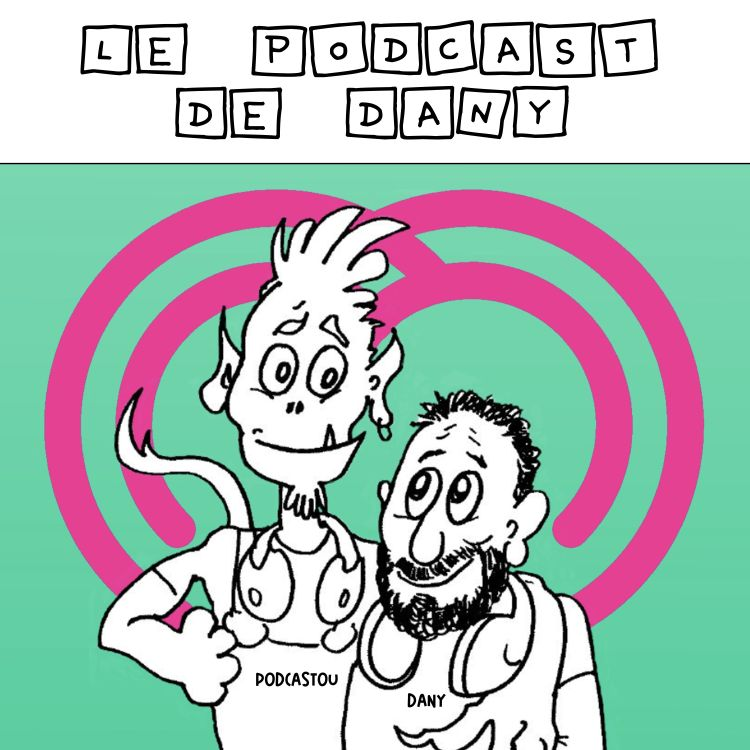 cover art for Calendrier de l'avent - Le Podcast de Dany