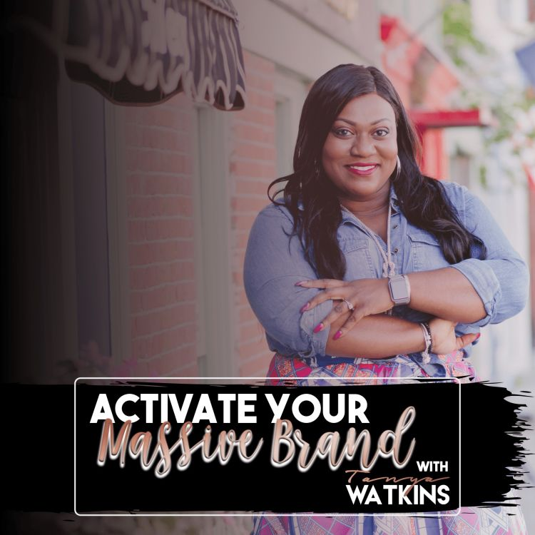 cover art for The 5 Keys to Activating Your Massive Brand