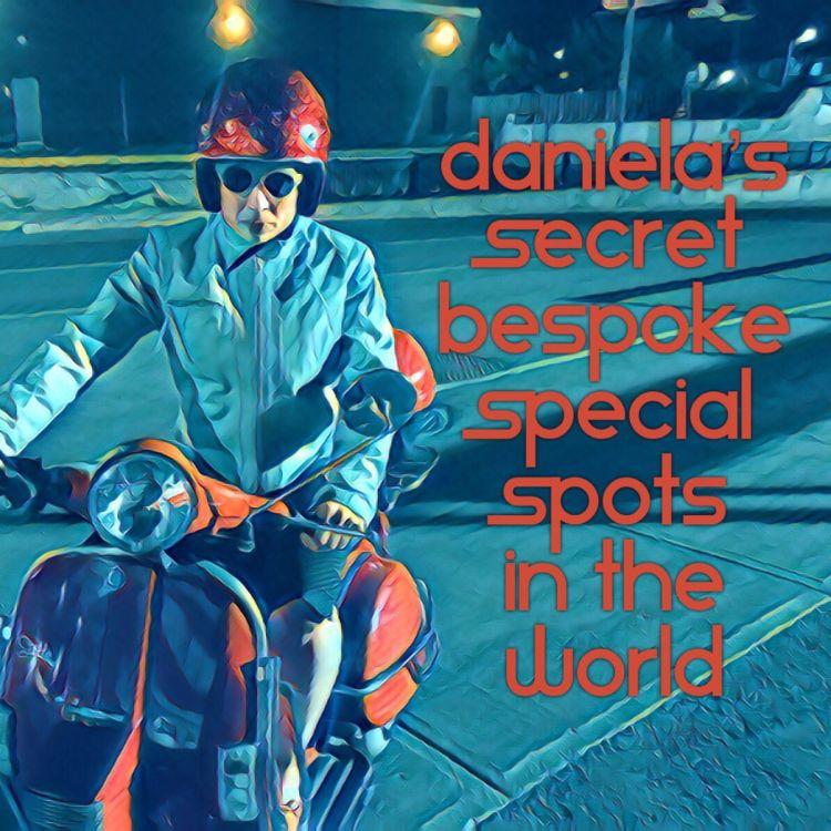 cover art for EPITS Mini - Daniela's Secret Bespoke Special Spots in the World: ROME
