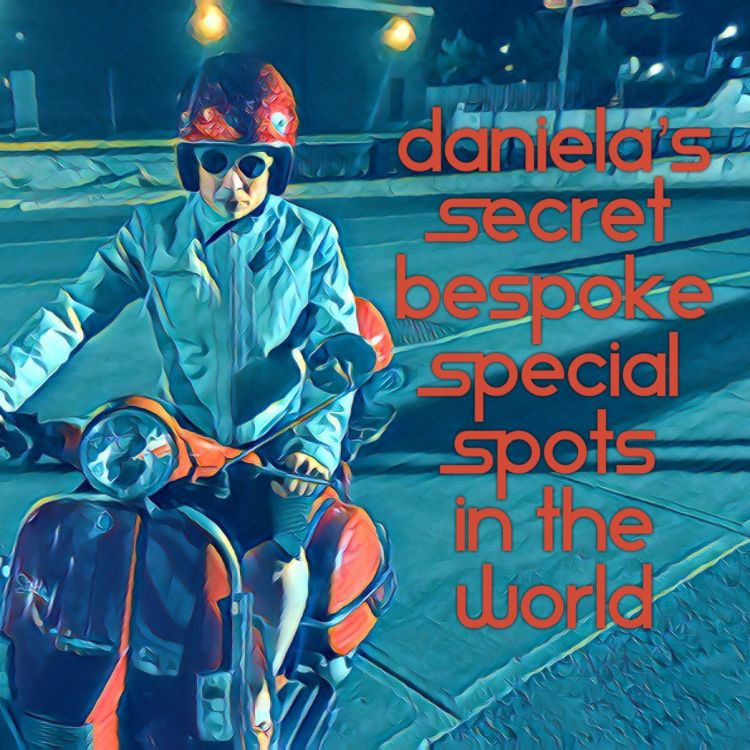 cover art for EPITS Mini: Daniela's Secret Bespoke Special Spot in the World - NYC