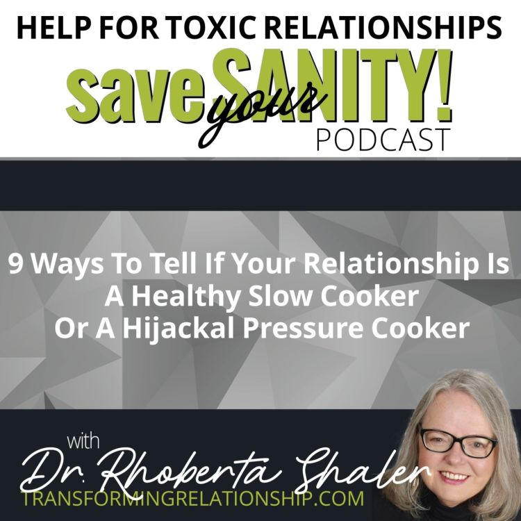 cover art for 9 Ways to Tell If Your Relationship Is A Healthy Slow Cooker Or A Hijackal Pressure Cooker