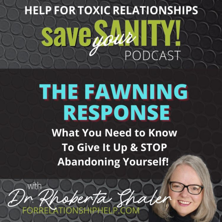 cover art for THE FAWNING RESPONSE