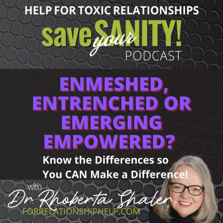 cover art for ENMESHED, ENTRENCHED OR EMERGING EMPOWERED?