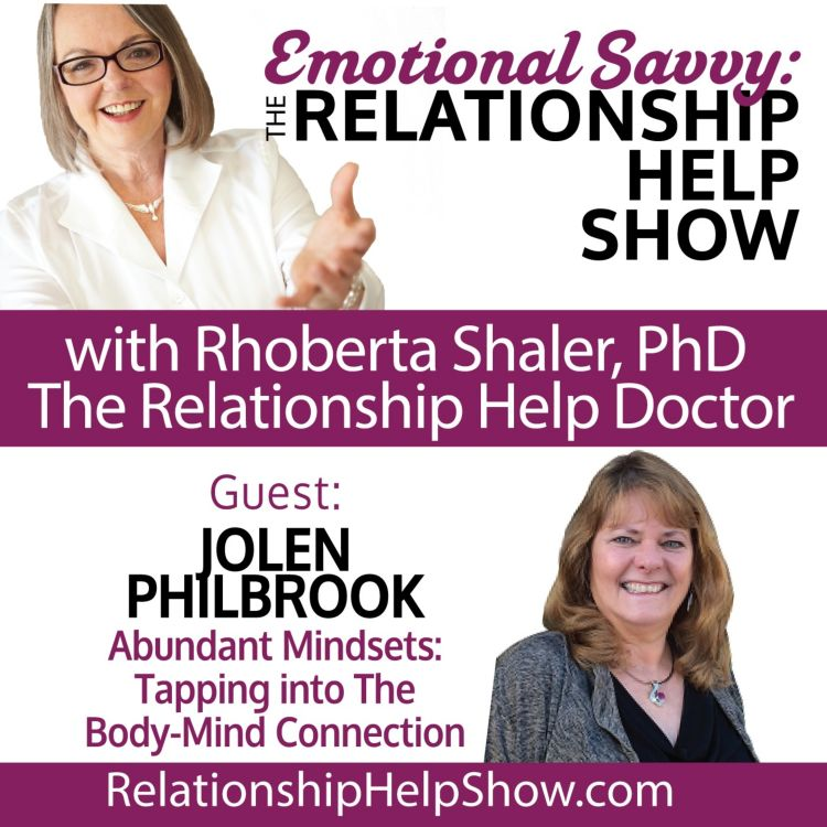 cover art for Abundance, Prosperity & Tapping Into The Body-Mind Connection GUEST: Jolen Philbrook