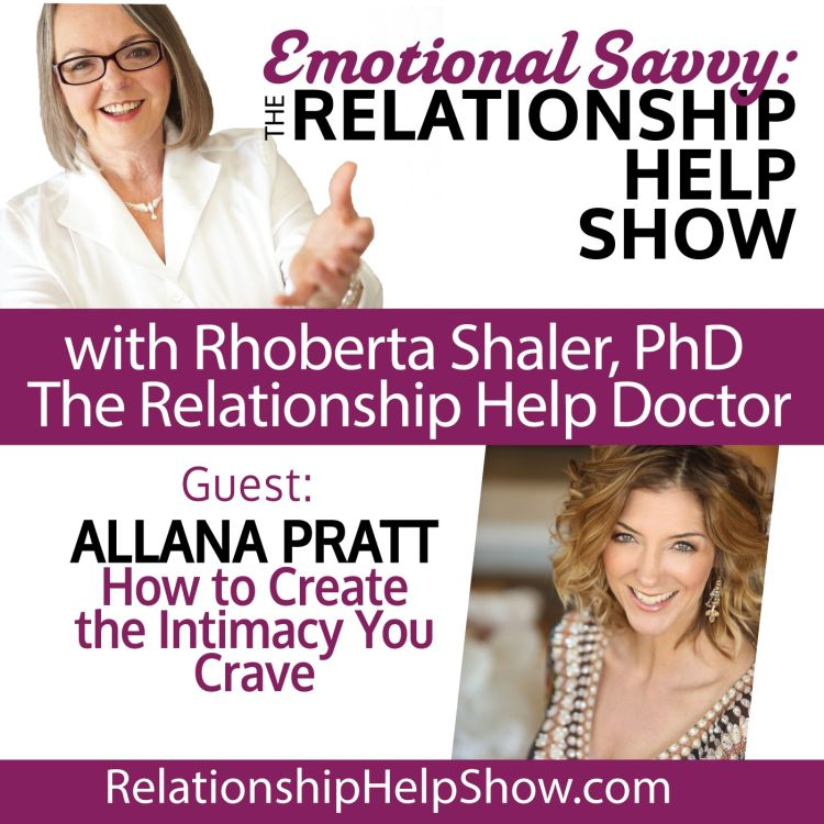 cover art for How to Create the Intimacy You Crave Without the Fear  GUEST: Allana Pratt