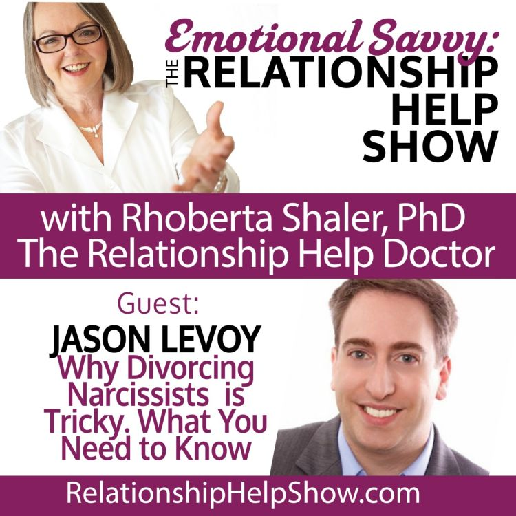cover art for How to Have the Best Divorce From a Narcissistic Hijackal GUEST: Jason LeVoy
