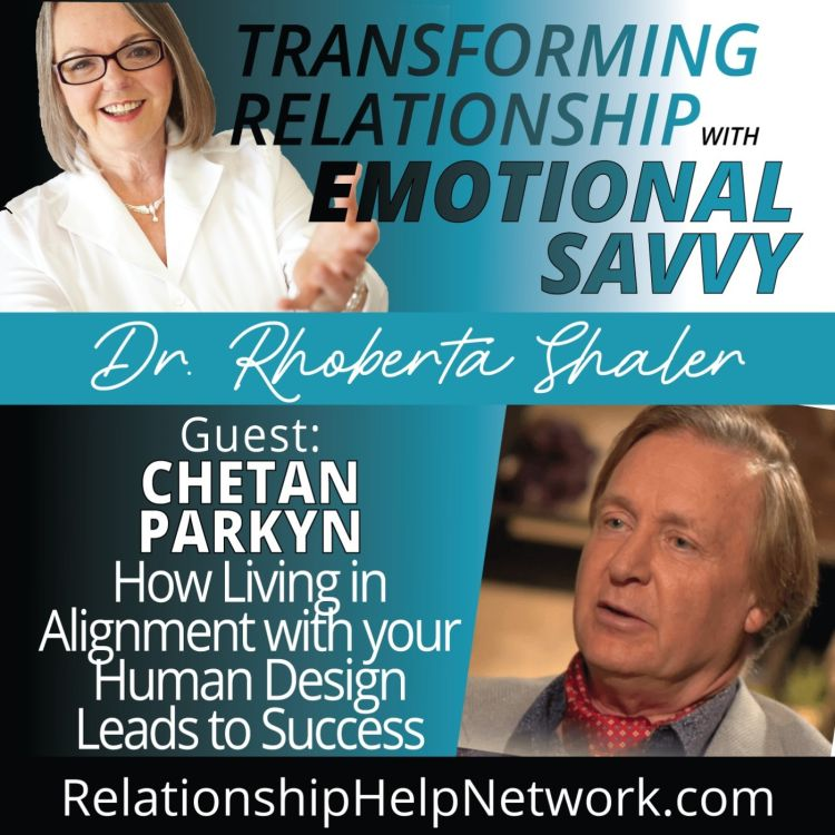 cover art for How Living in Alignment with Your Human Design Leads to Success  GUEST: Chetan Parkyn