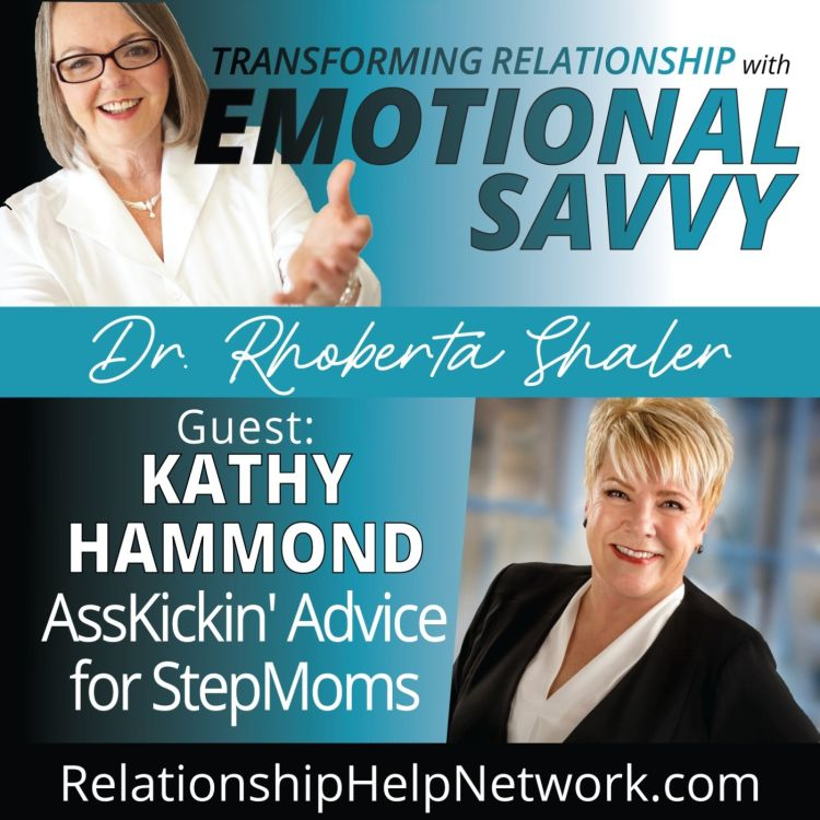 cover art for Ass-Kickin' Advice for Step-Moms  GUEST: Kathy Hammond