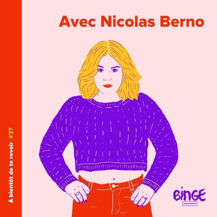 cover art for #37 - Nicolas Berno