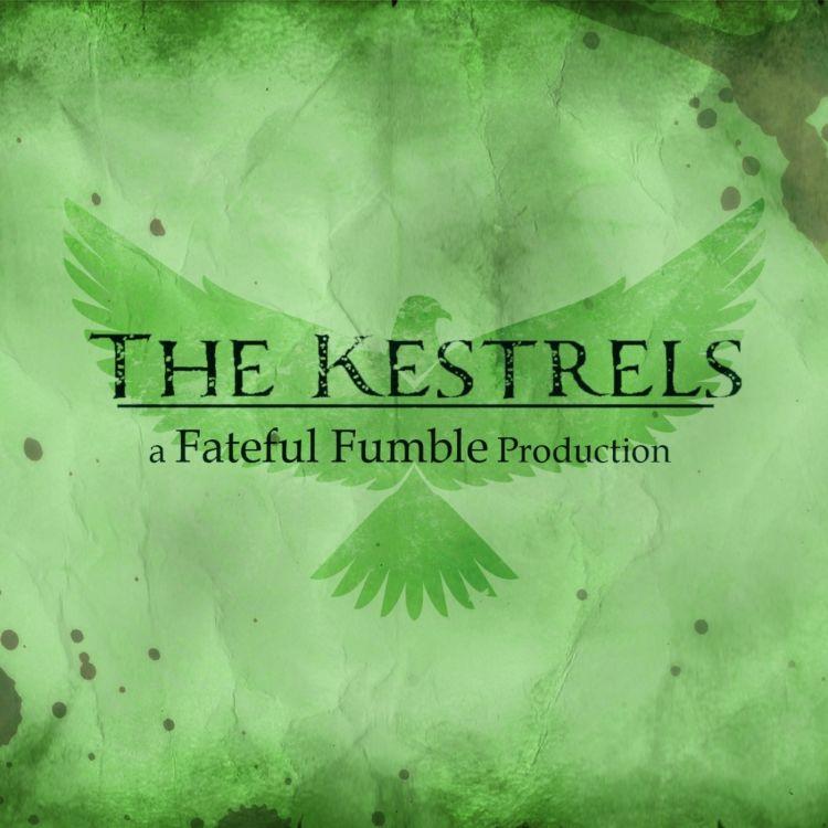 cover art for The Kestrels - Fateswaincon Epilogue