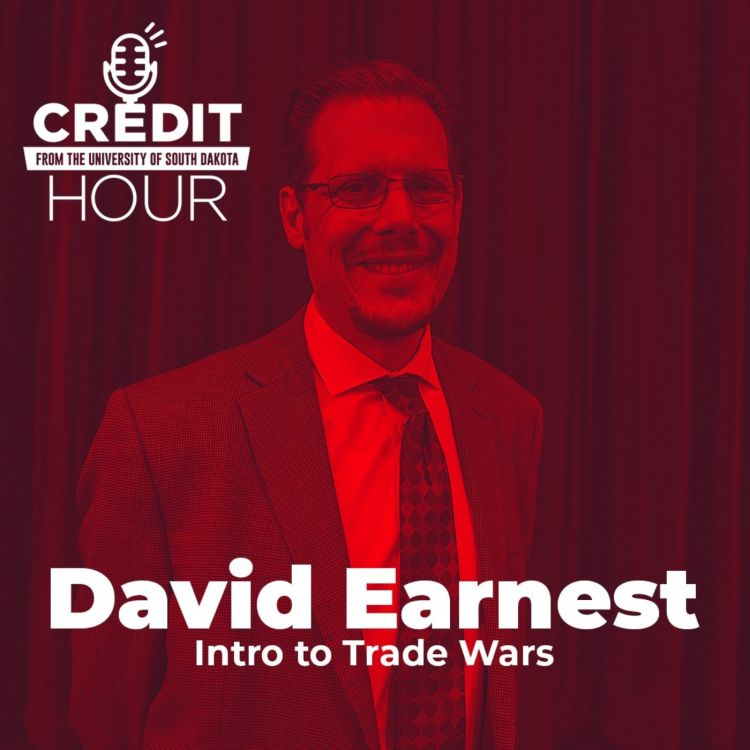 cover art for 102: David Earnest - Intro to Trade Wars