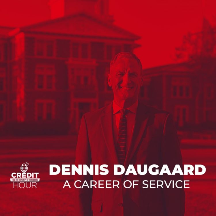 cover art for 109: Dennis Daugaard - A Career of Service