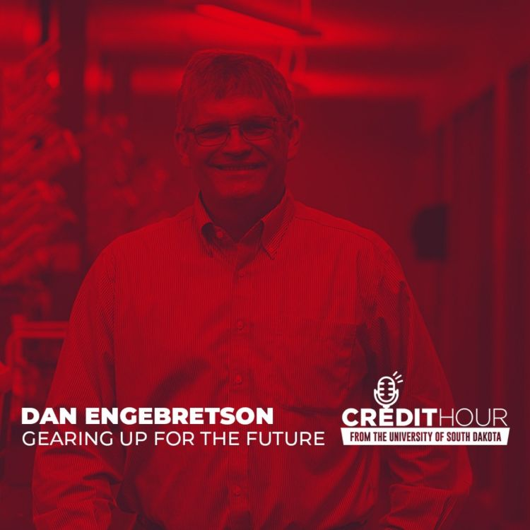 cover art for 118: Dan Engebretson - Gearing up for the Future