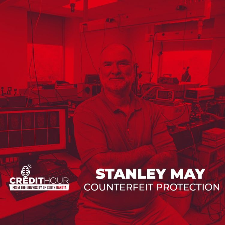 cover art for 119: Stanley May - Counterfeit Protection