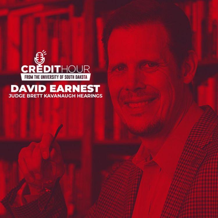 cover art for 120: David Earnest - Judge Brett Kavanaugh Hearings