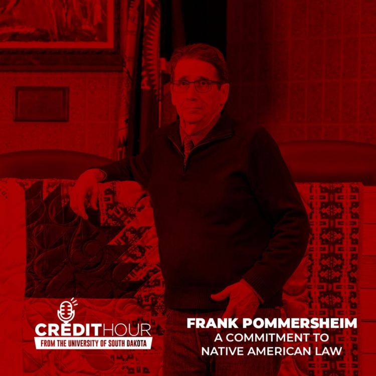 cover art for 123: Frank Pommersheim - A Commitment to Native American Law