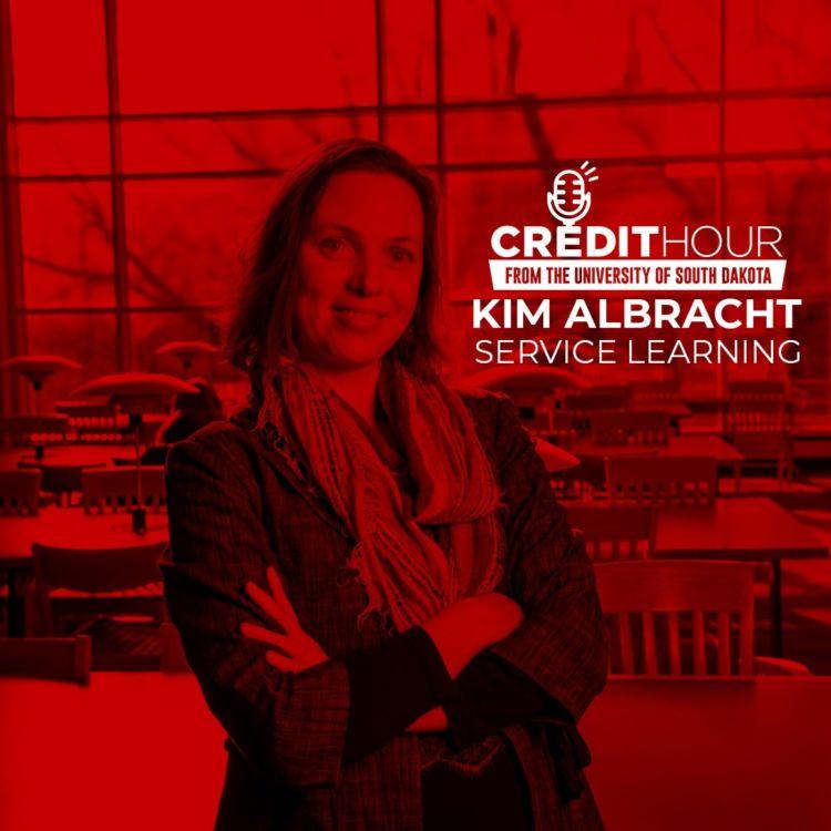 cover art for 127: Kim Albracht - Service Learning