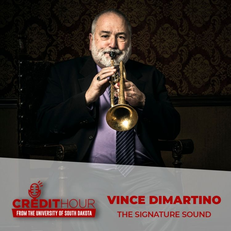 cover art for 132: Vince DiMartino - The Signature Sound