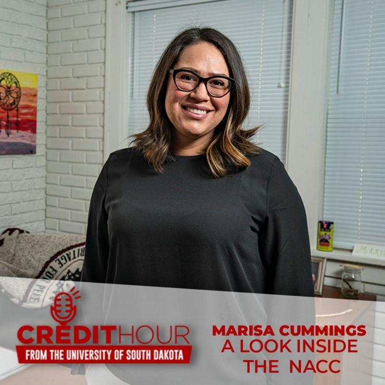 cover art for 133: Marisa Cummings - A look inside the NACC