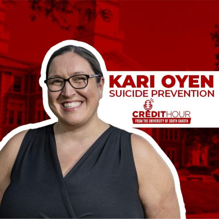 cover art for KARI OYEN | Suicide Prevention