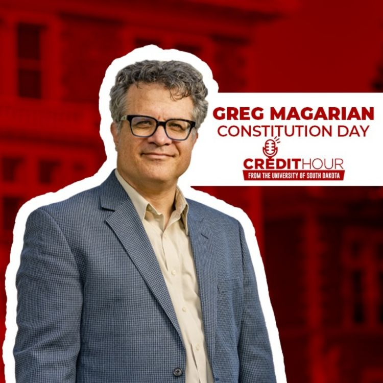 cover art for GREG MAGARIAN | Constitution Day