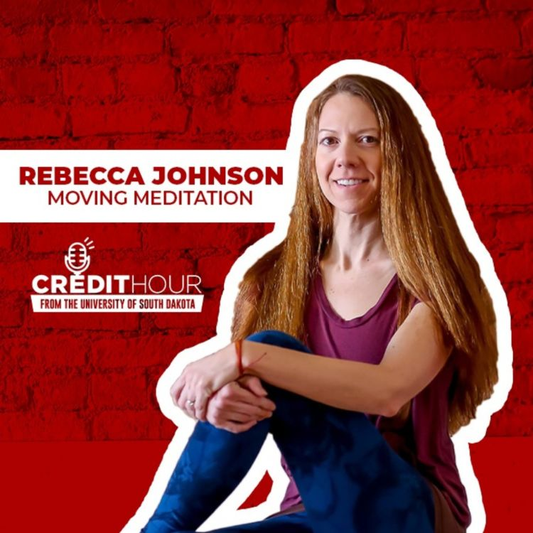 cover art for REBECCA JOHNSON | Moving Meditation