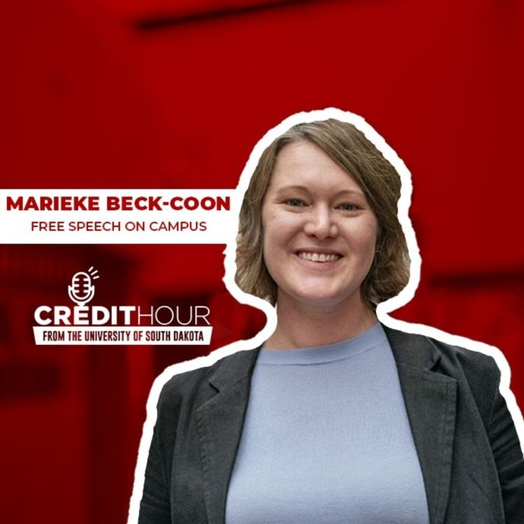 cover art for MARIEKE BECK-COON | Free Speech on Campus