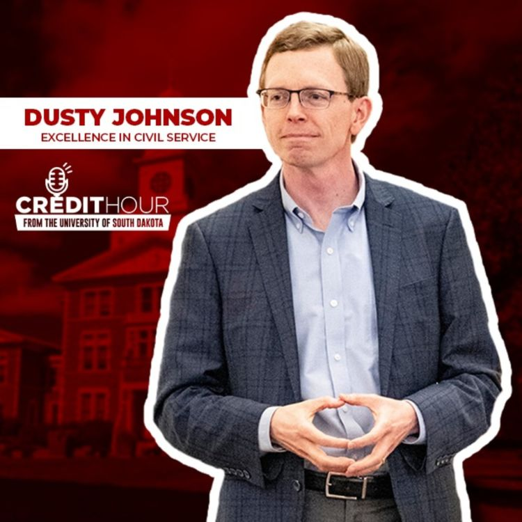 cover art for DUSTY JOHNSON | Excellence in Civil Service