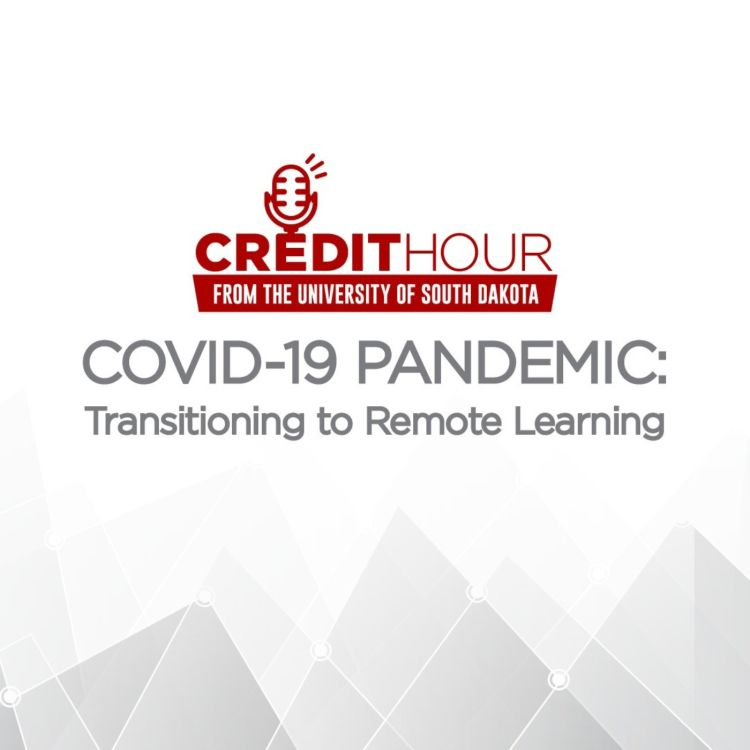 cover art for COVID-19 PANDEMIC | Transitioning to Remote Learning