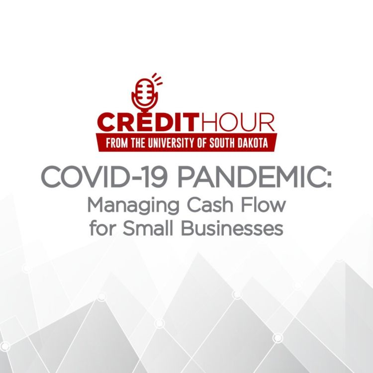 cover art for COVID-19 PANDEMIC | Managing Cash Flow for Small Businesses