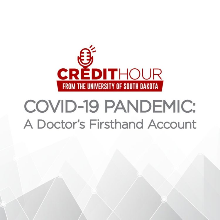 cover art for COVID-19 | A Doctor's Firsthand Account