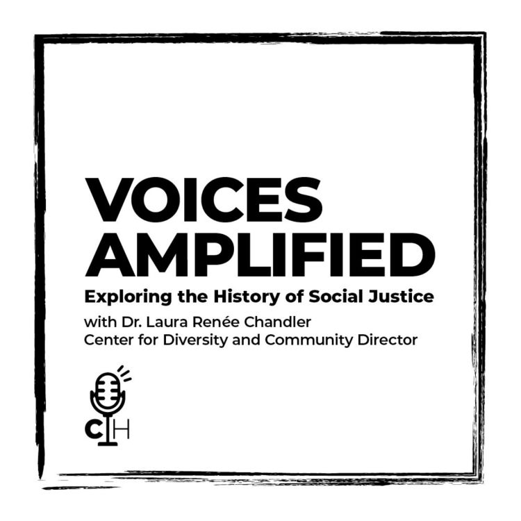cover art for VOICES AMPLIFIED | Exploring the History of Social Justice