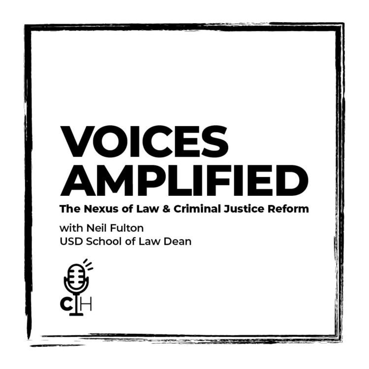cover art for VOICES AMPLIFIED | The Nexus of Law & Criminal Justice Reform