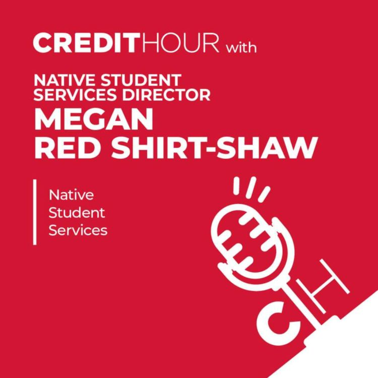 cover art for MEGAN RED SHIRT-SHAW | Native Student Services