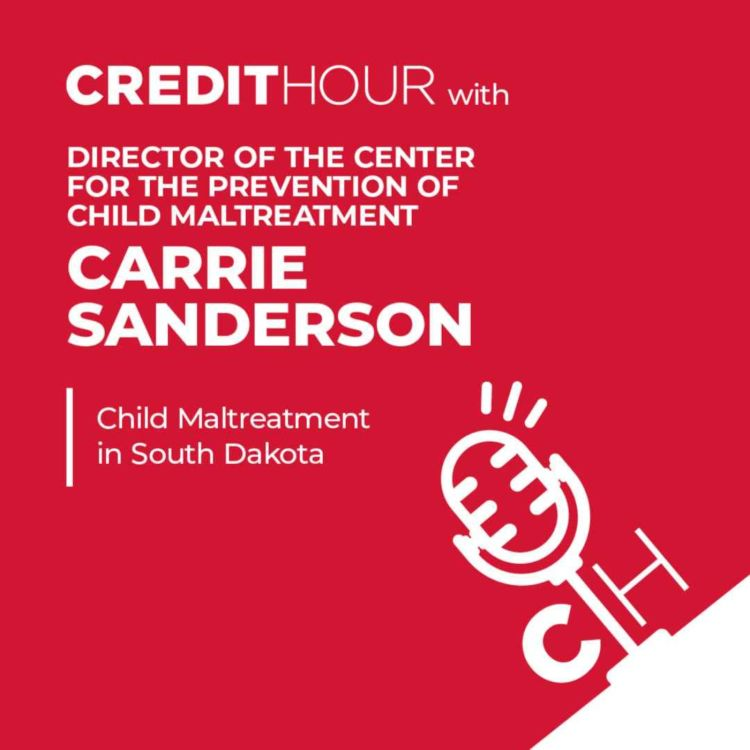 cover art for CARRIE SANDERSON   Child Maltreatment in South Dakota