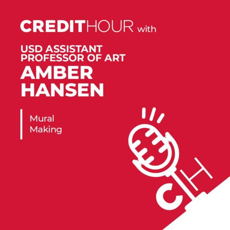 cover art for AMBER HANSEN | Mural Making