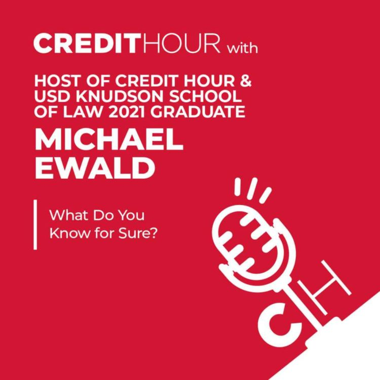 cover art for MICHAEL EWALD | What Do You Know For Sure