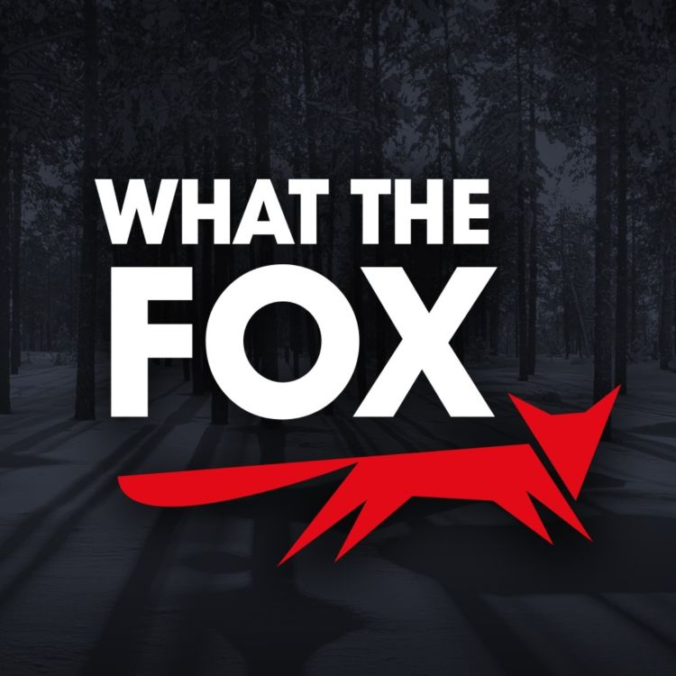 cover art for What The Fox Podcast - The Future of Social Media