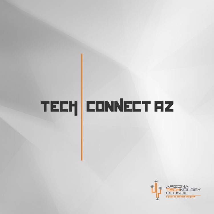 cover art for Tech Connect AZ Ep. 3: Eric Miller of PADT