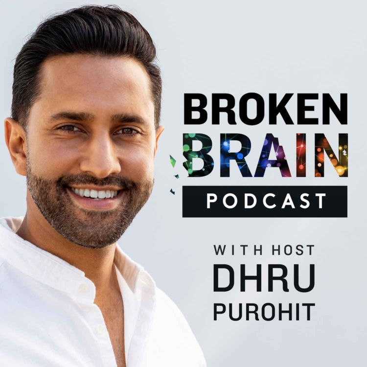 cover art for #188: Ask Dhru Anything: Switching Your Career, Tips for Brain Fog, and Supporting Your Immune System