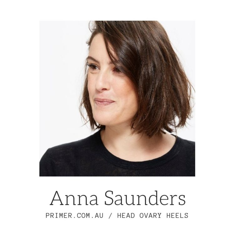 cover art for Publisher Anna Saunders on running a new kind of women's media business