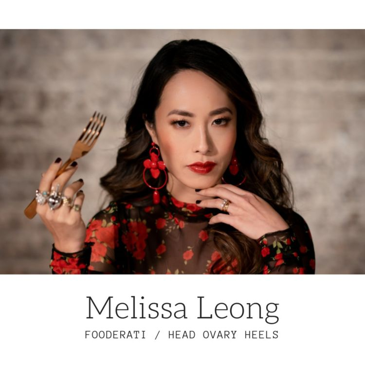 cover art for New MasterChef host Melissa Leong on food and hard work