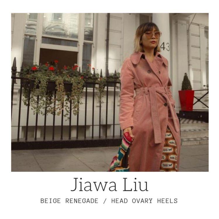 cover art for Jiawa Liu aka Beige Renegade makes content with a humorous kick