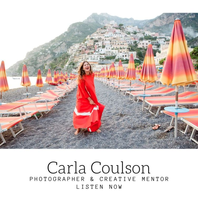cover art for Photographer Carla Coulson on making big, creative life changes