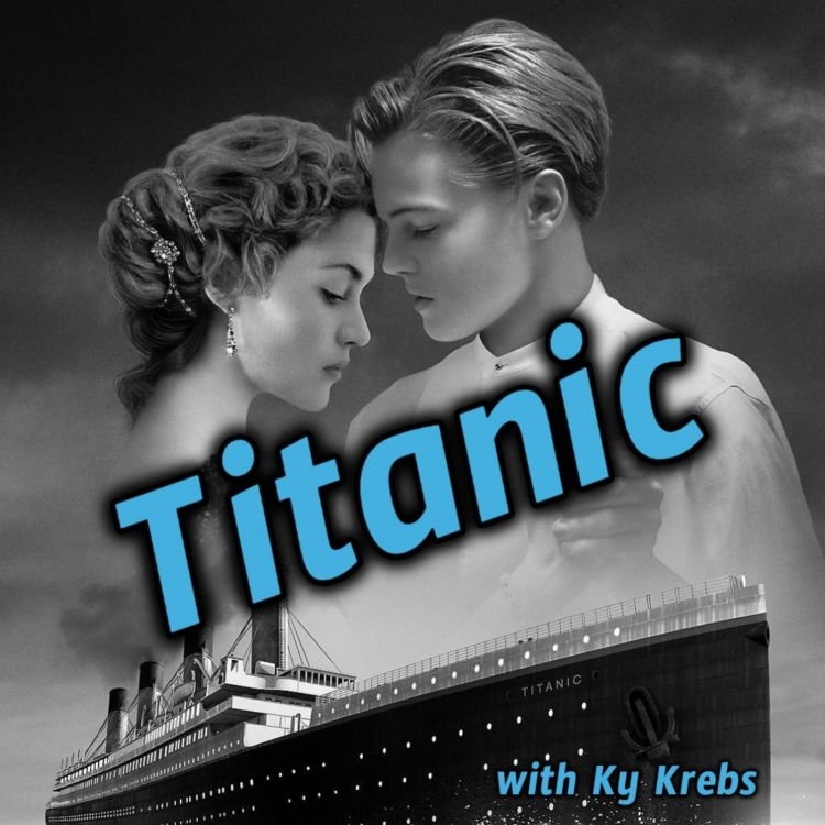 cover art for Titanic with Ky Krebs